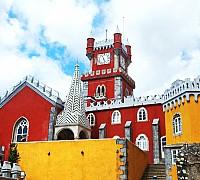 Sintra, a paloták városa