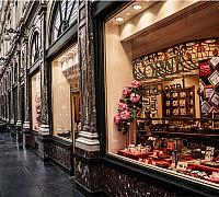 Belga csokoládé bolt