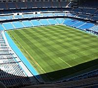 Santiago Bernabeu stadion