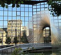 Frankfurti modern építészet