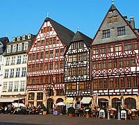 A frankfurti városháza, a Römer