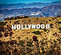 A nevezetes Hollywood felirat