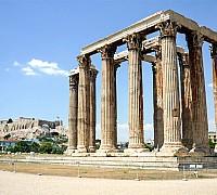 Zeusz templom