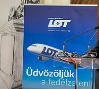 A LOT lengyel légitársaság közvetlen járatot indított Budapest és New York JFK között, május 5-én pedig indul a chicagói járat is