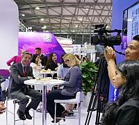 Kínában tárgyalnak a Budapest Airport vezetői a közös légi kapcsolatokról