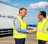 Beköltözik a budapesti repülőtérre a Kühne + Nagel logisztikai vállalat