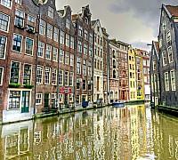 Amszterdami csatornák