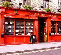 Jellegzetes ír pub