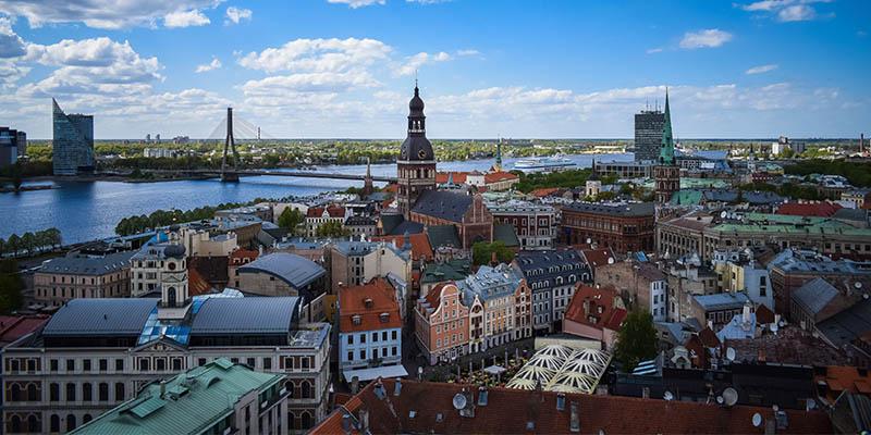 airBaltic akciós repjegyek Rigába!