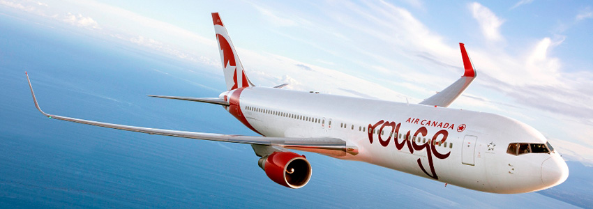 Air Canada Rouge - közvetlen járattal Torontóba