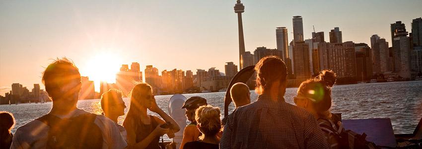 Air Canada - közvetlen járattal Torontóba