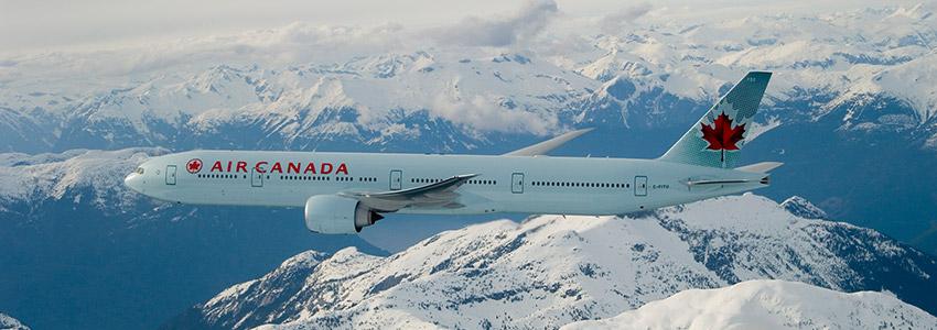 Tudjon meg többet az Air Canada légitársaságról
