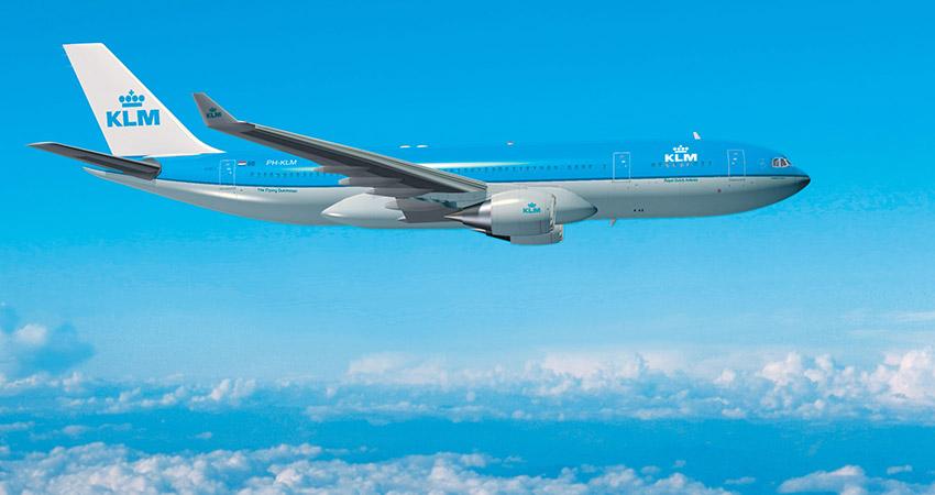 Közvetlen járat San Joséba Amszterdamból a KLM légitársasággal