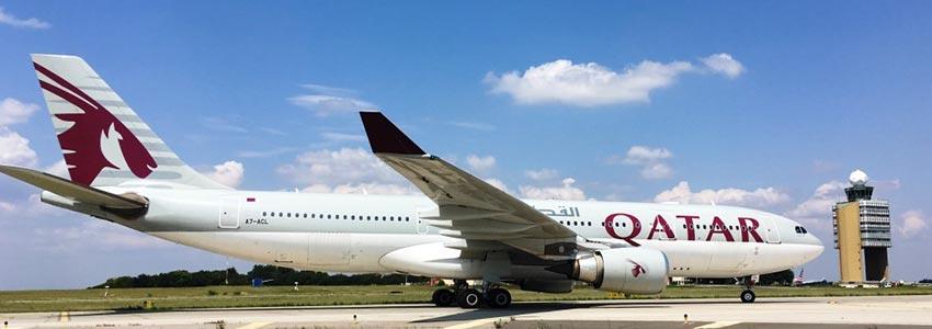 A Qatar Airways a múlt héttől majdnem kétszeres befogadóképességű Airbus A330-ast közlekedtet délutánonként