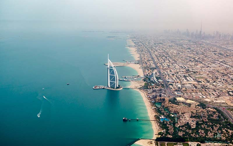 Dubai az Emirates járataival október 21-től!