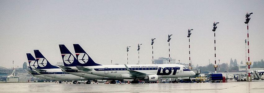 A LOT lengyel légitársaság Miaimiba indít új járatokat Varsóból