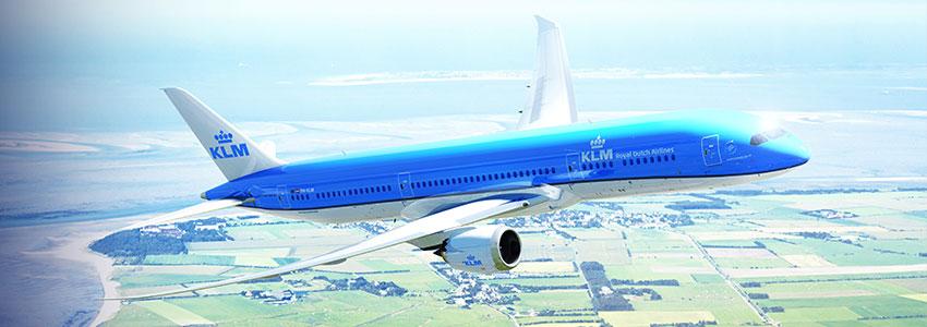 Közvetlen Amszterdam – Las Vegas - Amszterdam járatok a KLM-el