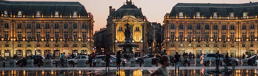 Bordeaux-ba indít járatokat a Ryanair
