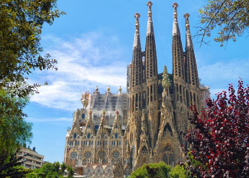 A Sagrada Família, azaz a Szent Család-templom