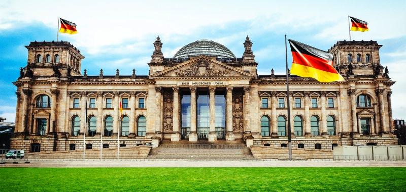 A Német Birodalom parlamentje a Reichstag