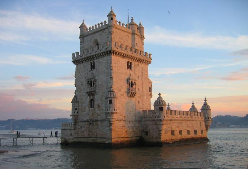 Lisszabon egyik ismert szimbóluma, a Belém-torony