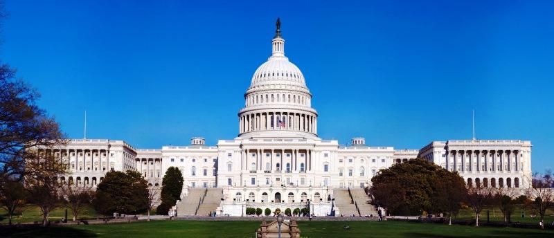 A neoklasszicista stílusban épült Capitolium, az ország törvényhozásának szíve.