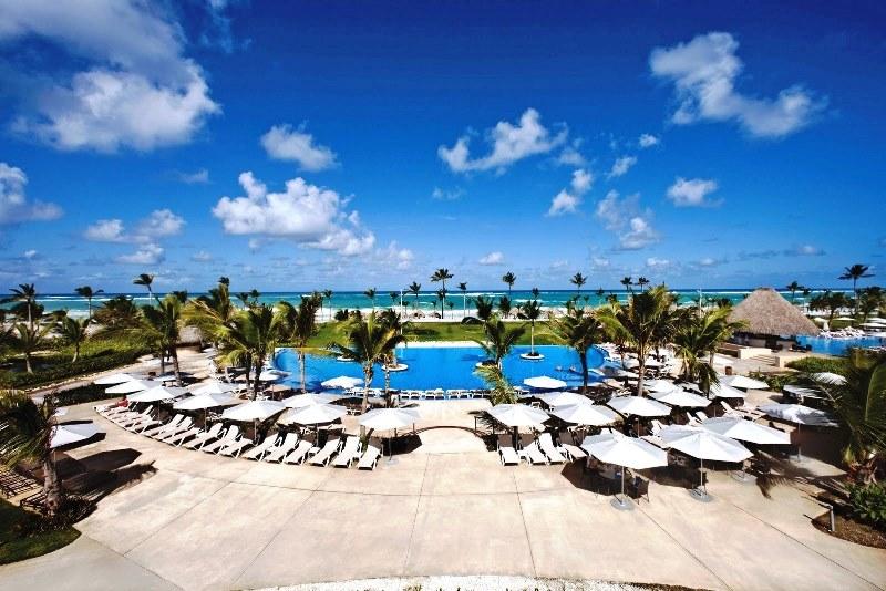 Üdülőhely Punta Cana-n