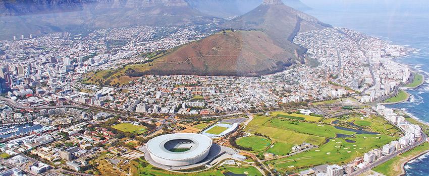 Afrika - Fokváros