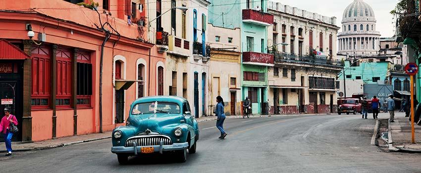 Havanna - kedvezményes repjegyek