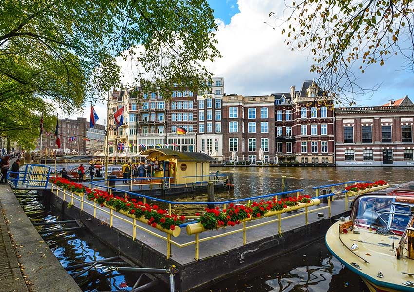 Hollandia, Amszterdam - repjegy.hu