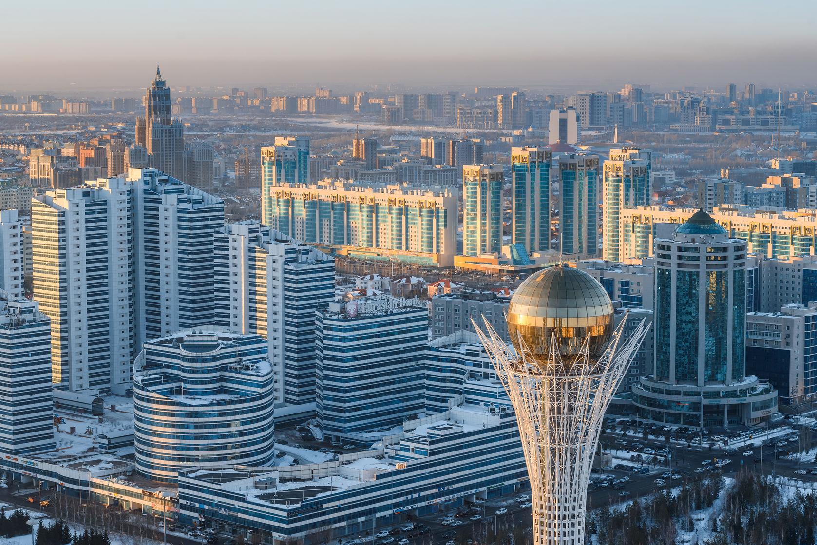 Asztana, Kazahsztán