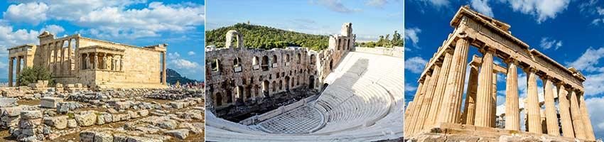 Athéni repülőjegyek keresése - repjegy.hu