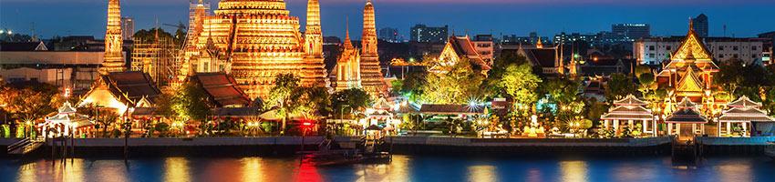 Bangkok - repjegy.hu