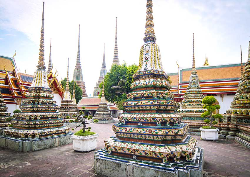 Bangkok, Thaiföld - repjegy.hu
