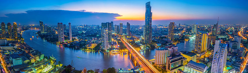 Thaiföld, Bangkok - repjegy.hu