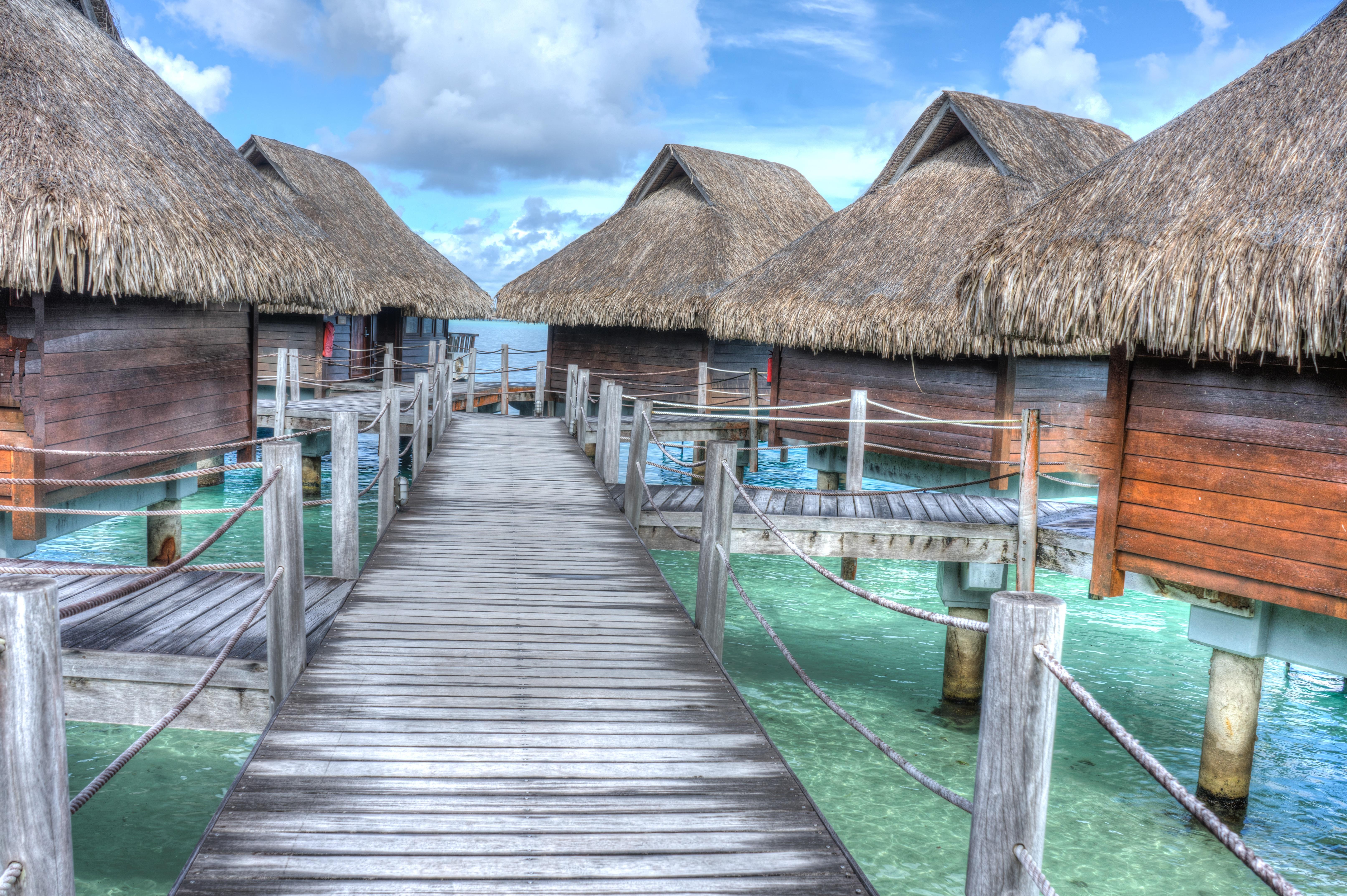 Bora Bora, Francia-Polinézia