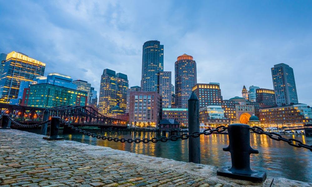 Esti fények Bostonban - repjegy.hu