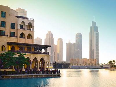 Dubai, a fényűző metropolisz