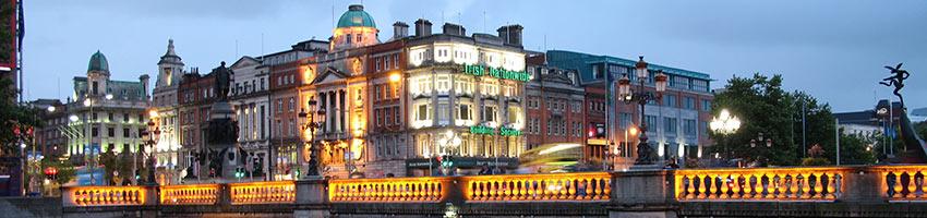 Dublin repülőjegy - repjegy.hu