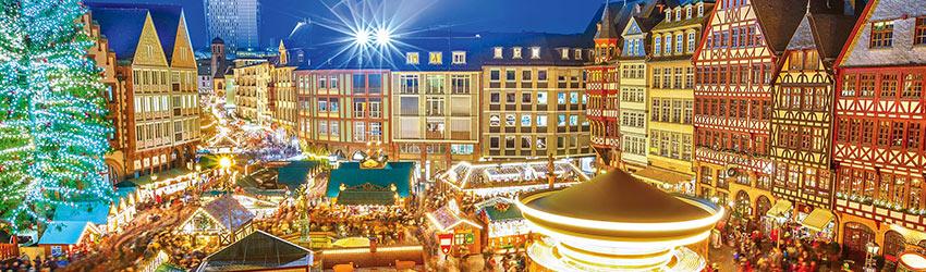 Frankfurt Karácsonykor - repjegy.hu