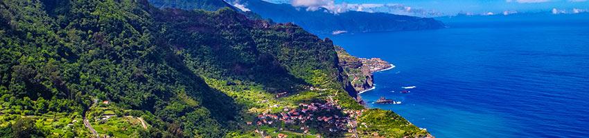 Portugália, Madeira - repjegy.hu