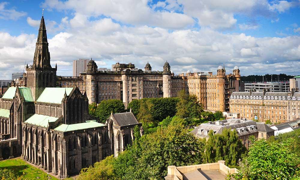 Glasgow, Skócia legnagyobb városa - repjegy.hu