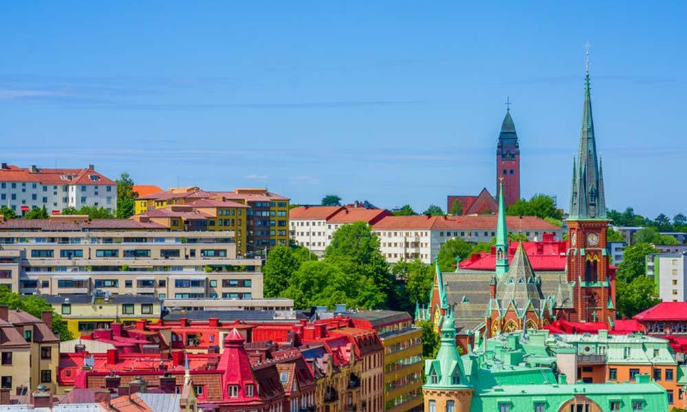 Göteborg látképe - repjegy.hu