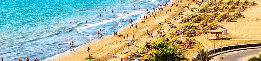 Gran Canaria repülőjegy - repjegy.hu