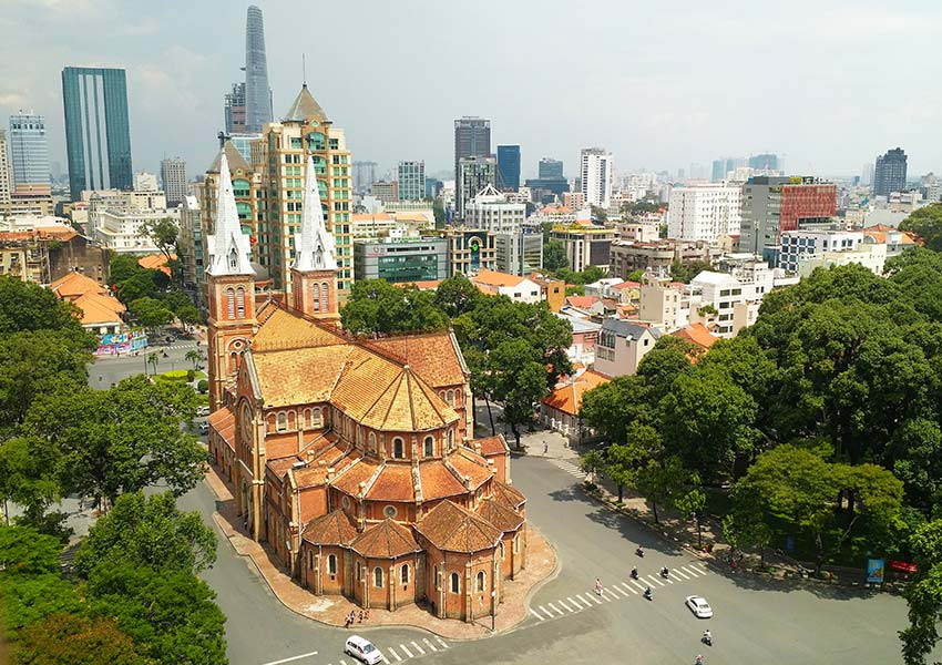 Ho Si Minh Város, Vietnám - repjegy.hu