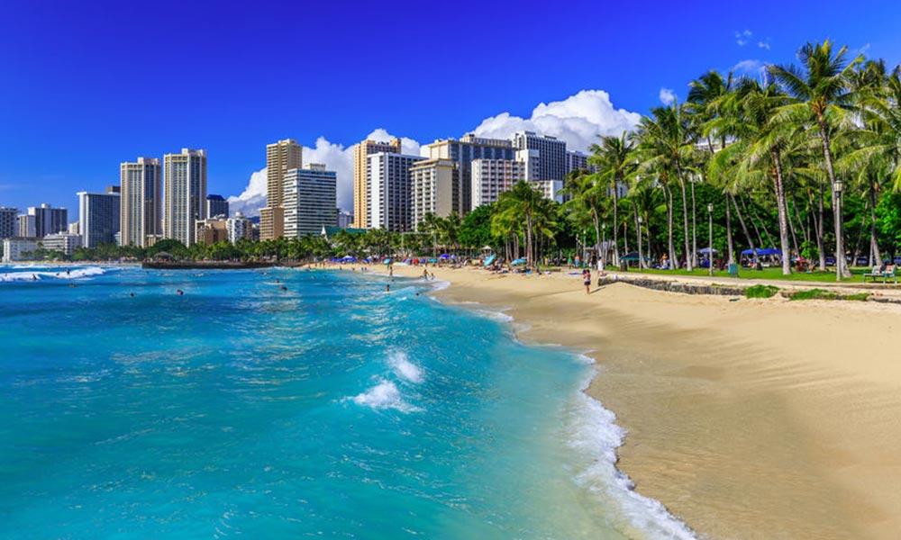 Honolulu mesés partjai - repjegy.hu