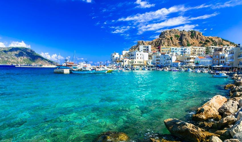 Kárpathosz sziget Görögországban