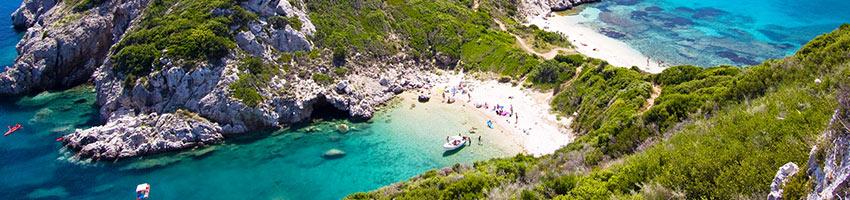 Görögország, Korfu - repjegy.hu