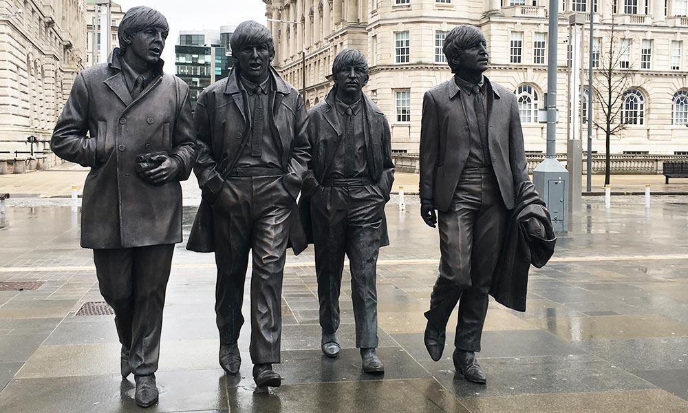 Liverpool, a Beatles szülővárosa - repjegy.hu