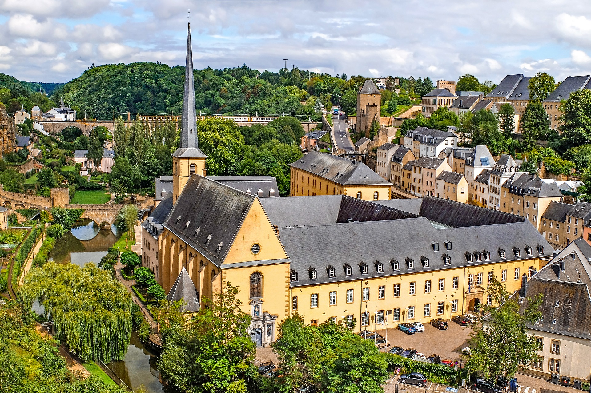 Luxembourg, Luxemburg